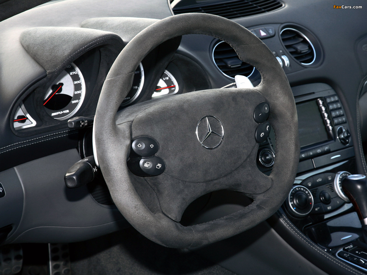 Pictures of Inden Design Mercedes-Benz SL 65 AMG Biturbo (R230) 2011 (1280 x 960)
