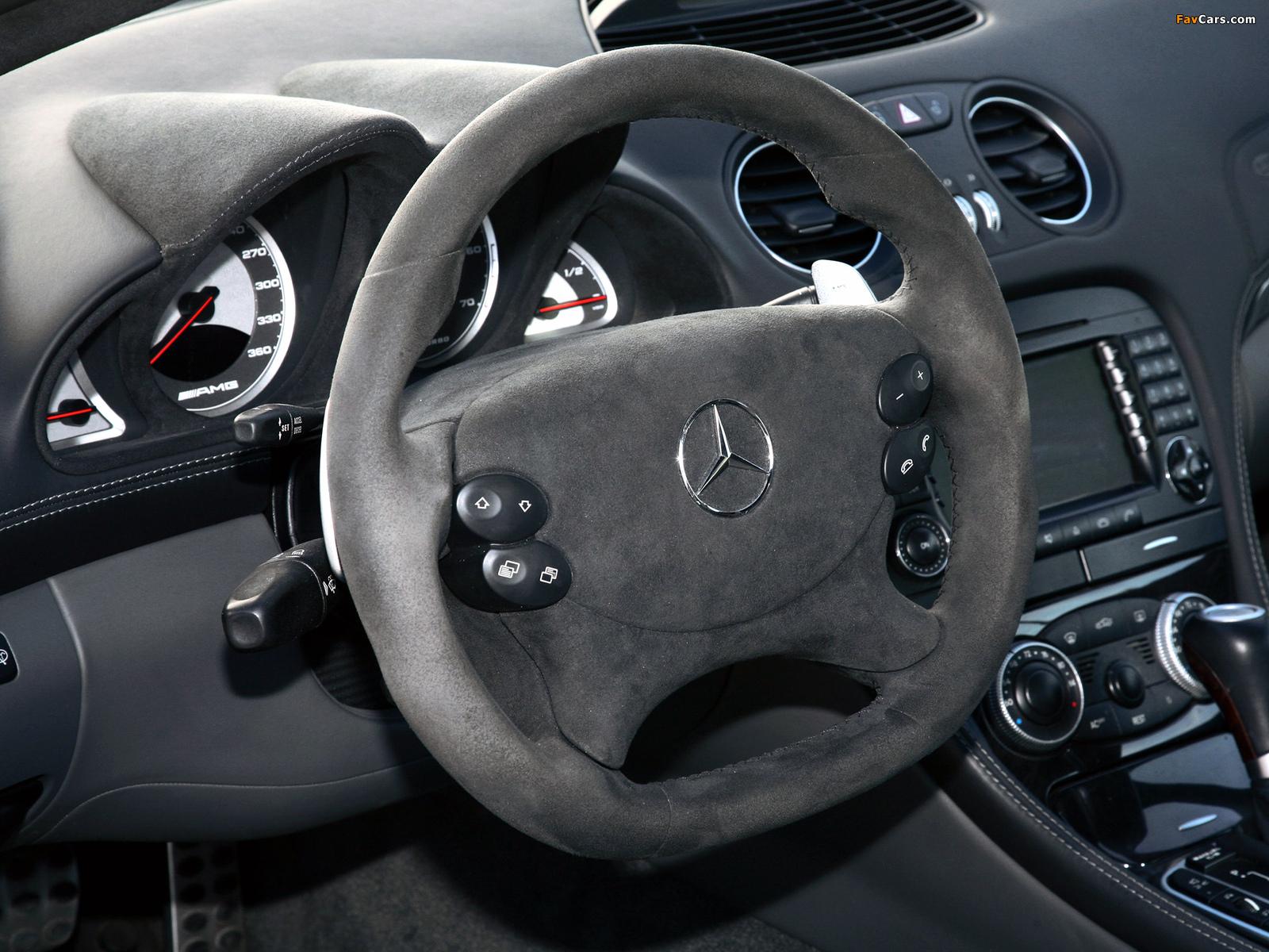 Pictures of Inden Design Mercedes-Benz SL 65 AMG Biturbo (R230) 2011 (1600 x 1200)