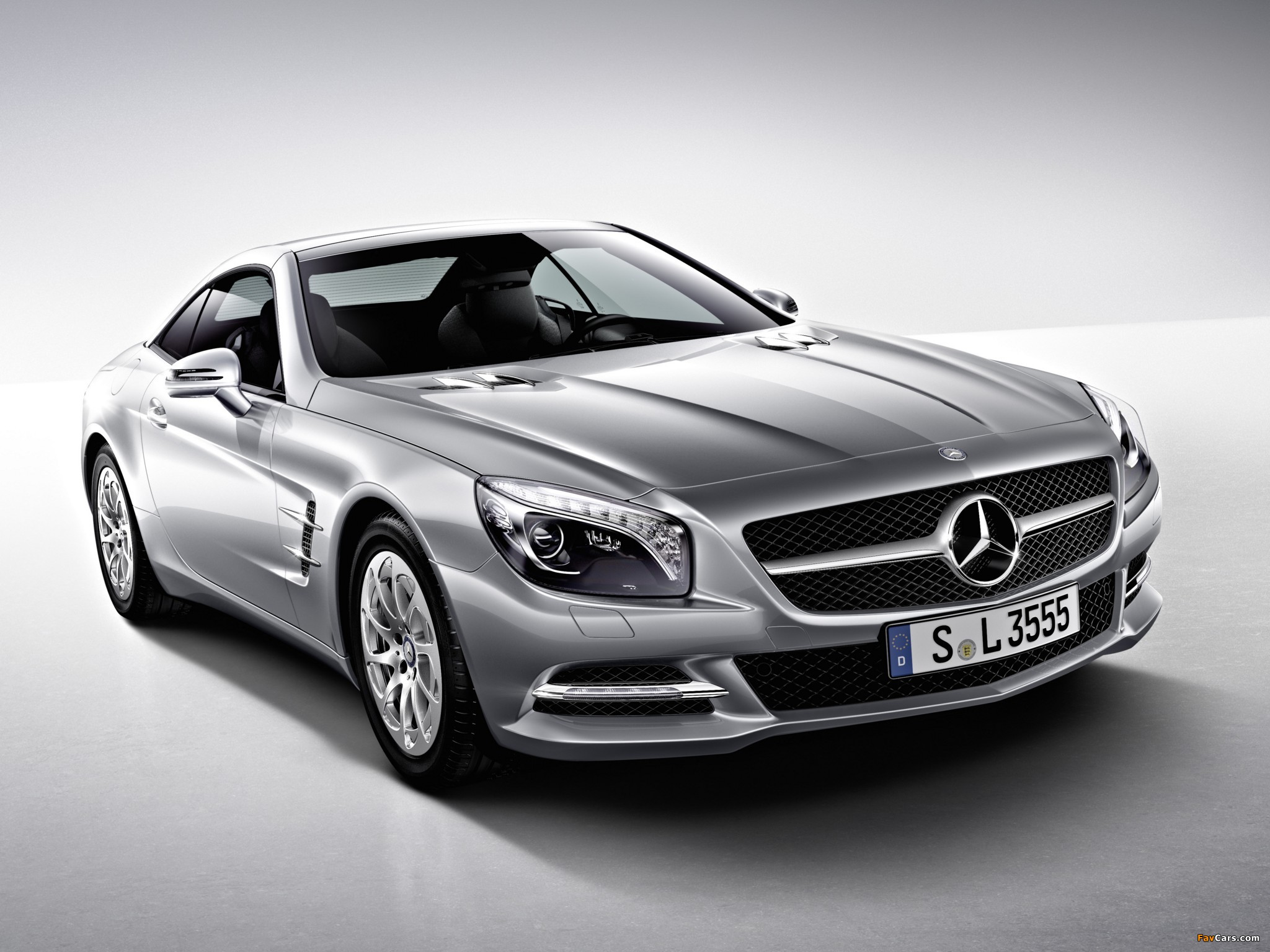 Pictures of Mercedes-Benz SL 350 (R231) 2012 (2048 x 1536)