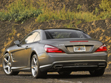 Pictures of Mercedes-Benz SL 550 AMG Sports Package (R231) 2012