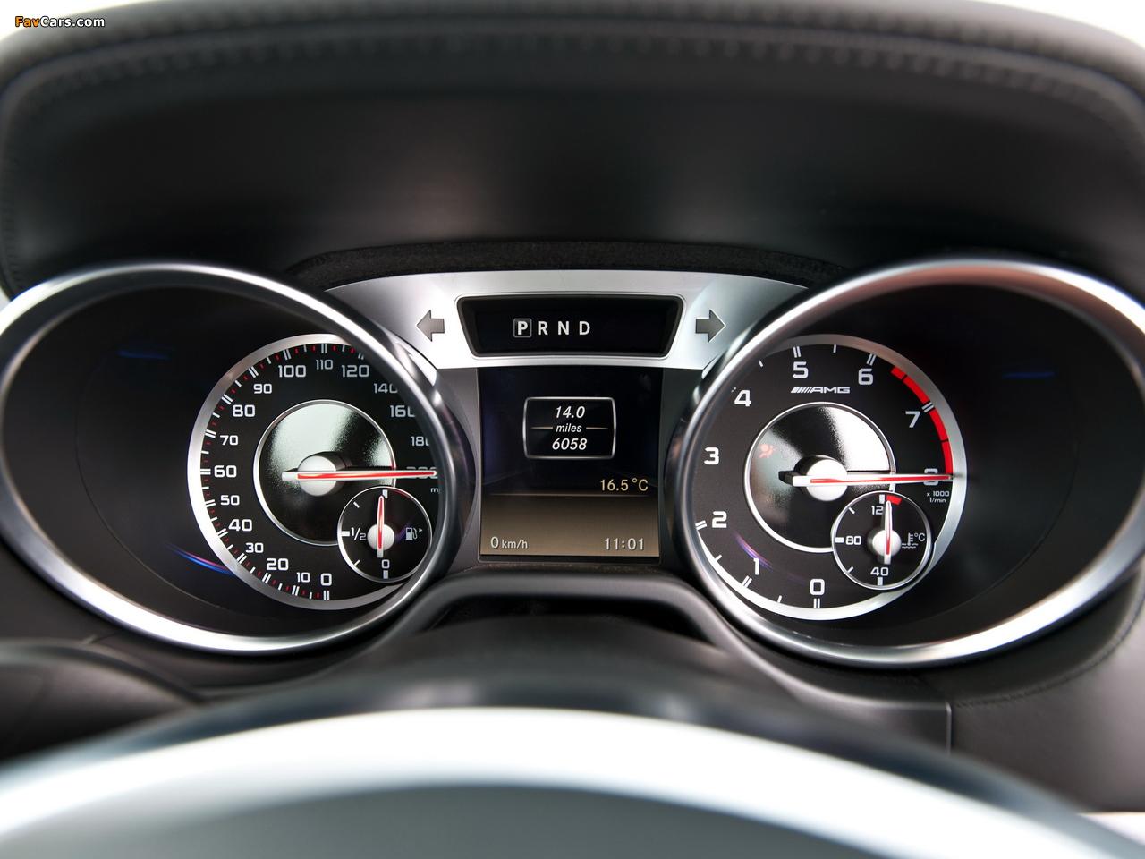 Pictures of Mercedes-Benz SL 63 AMG UK-spec (R231) 2012 (1280 x 960)