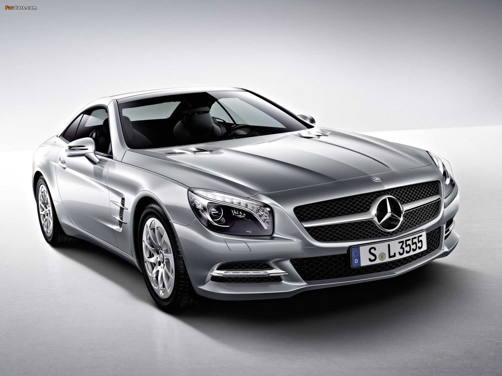 Pictures of Mercedes-Benz SL 350 (R231) 2012 (1600 x 1200)