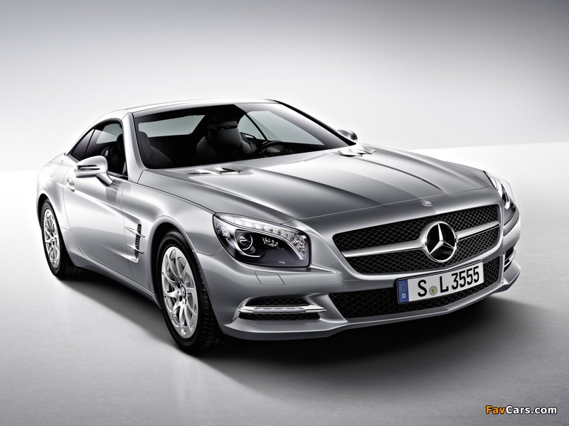 Pictures of Mercedes-Benz SL 350 (R231) 2012 (800 x 600)