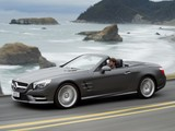 Pictures of Mercedes-Benz SL 500 AMG Sports Package (R231) 2012
