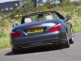 Pictures of Mercedes-Benz SL 500 AMG Sports Package UK-spec (R231) 2012