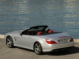 Pictures of Mercedes-Benz SL 500 AMG Sports Package Edition 1 (R231) 2012