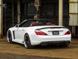 Pictures of FAB Design Mercedes-Benz SL 63 AMG Bayard (R231) 2013