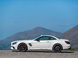 Pictures of Mercedes-Benz AMG SL 63 (R231) 2015