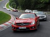 Pictures of AMG Mercedes-Benz SL-Klasse