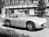 Mercedes-Benz 300 SL Transaxle Prototype (W194) 1953 wallpapers