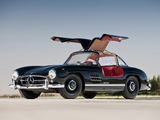 Mercedes-Benz 300 SL (W198) 1954–57 wallpapers