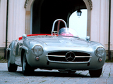 Mercedes-Benz 190 SL Racing Car (R121) 1955 wallpapers