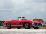Mercedes-Benz 300 SL US-spec (R198) 1957–63 wallpapers