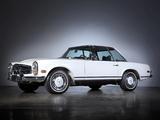 Mercedes-Benz 280 SL US-spec (W113) 1967–71 wallpapers