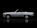 Mercedes-Benz SL-Klasse (R107) 1971–89 wallpapers