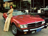 Mercedes-Benz 380 SL US-spec (R107) 1980–85 wallpapers
