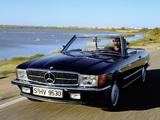 Mercedes-Benz 500 SL (R107) 1980–85 wallpapers
