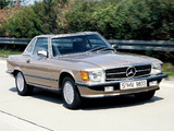 Mercedes-Benz 300 SL (R107) 1985–89 wallpapers