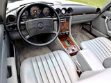 Mercedes-Benz 560 SL US-spec (R107) 1985–89 wallpapers