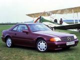 Mercedes-Benz SL-Klasse UK-spec (R129) 1988–2001 wallpapers