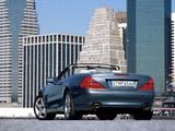 Mercedes-Benz SL 500 (R230) 2001–05 wallpapers