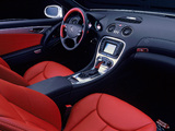 Mercedes-Benz SL 350 Mille Miglia Edition (R230) 2003 wallpapers