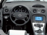 Mercedes-Benz SL-Klasse Edition 50 (R230) 2004 wallpapers