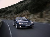 Mercedes-Benz SL 600 (R230) 2005–08 wallpapers
