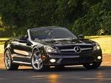 Mercedes-Benz SL 600 US-spec (R230) 2008–11 wallpapers