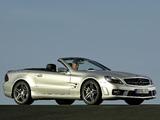 Mercedes-Benz SL 65 AMG (R230) 2008–11 wallpapers