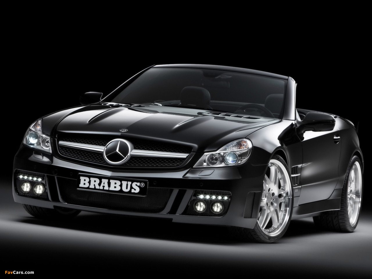 Brabus S V12 S (R230) 2008 wallpapers (1280 x 960)