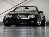 Wheelsandmore Mercedes-Benz SL 55 AMG (R230) 2009 wallpapers