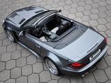 Prior-Design Mercedes-Benz SL-Klasse Black Edition (R230) 2011 wallpapers