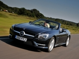 Mercedes-Benz SL 350 UK-spec (R231) 2012 wallpapers