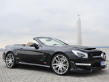 Brabus 800 Roadster (R231) 2013 wallpapers