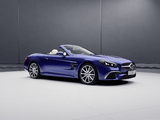 Mercedes-Benz SL-Klasse designo Edition (R231) 2017 wallpapers