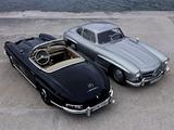 Mercedes-Benz SL-Klasse wallpapers