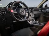 Mercedes-AMG SLC 43 North America (R172) 2016 images