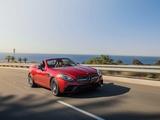 Mercedes-AMG SLC 43 North America (R172) 2016 photos