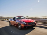 Mercedes-AMG SLC 43 North America (R172) 2016 pictures
