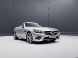 Mercedes-Benz SLC-Klasse RedArt Edition (R172) 2017 pictures