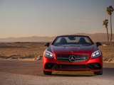 Mercedes-AMG SLC 43 North America (R172) 2016 wallpapers
