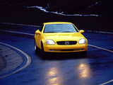 Images of Mercedes-Benz SLK-Klasse (R170) 1996–2000