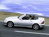 Images of Mercedes-Benz SLK 32 AMG (R170) 2001–04