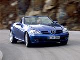 Images of Mercedes-Benz SLK 350 (R171) 2004–07