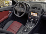 Images of Mercedes-Benz SLK 55 AMG US-spec (R171) 2008–11