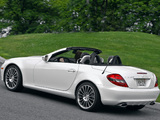 Images of Mercedes-Benz SLK 300 Diamond White Edition US-spec (R171) 2009
