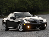 Images of Mercedes-Benz SLK 300 US-spec (R171) 2009–11