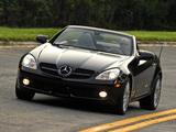 Images of Mercedes-Benz SLK 300 US-spec (R171) 2009–11