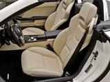 Images of Mercedes-Benz SLK 350 US-spec (R172) 2011